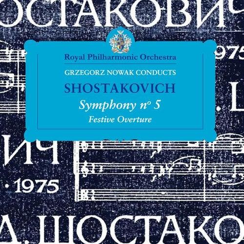 Shostakovich: Symphony No. 5 - Festive Overture by Royal Philharmonic Orchestra