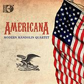 Americana by Modern Mandolin Quartet