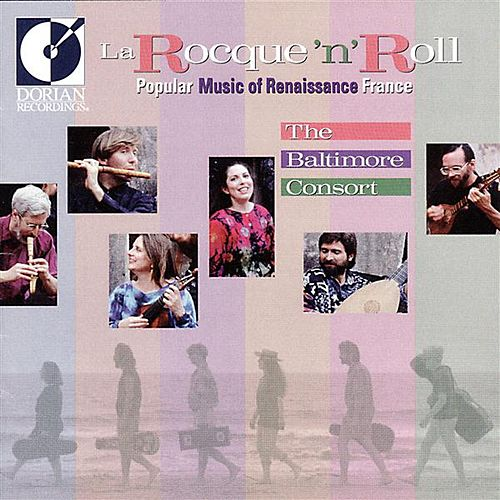 Renaissance Music (Instrumental and Vocal) - Le Roy, A. / Praetorius, M. / Bassano, G. / Phalese, P. (La Rocque' N' Roll) by Various Artists