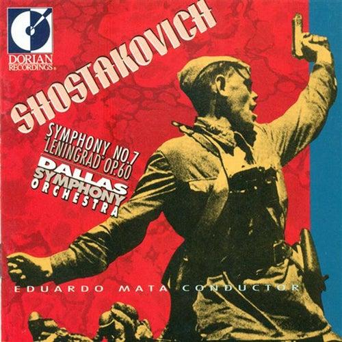 Shostakovich, D.: Symphony No. 7 by Dallas Symphony Orchestra