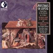 Bach, J.S.: Christen, Atzet Diesen Tag / Sie Werden Aus Saba Alle  Kommen (Christmas in Leipzig - Choral Music for the Nativity) (Funfgel) by Various Artists
