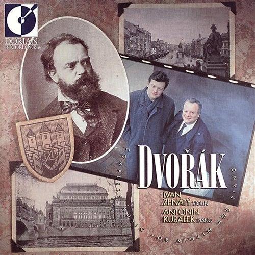 Dvorak, A.: 4 Romantic Pieces, Op. 75 / Violin Sonata, Op. 57 / Violin Sonatina, Op. 100 / Ballade, Op. 51 / Mazurek, Op. 49 by Ivan Zenaty
