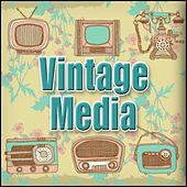 Vintage Media: Sound Effects by Sound Effects Library