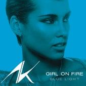 Girl On Fire (Blue Light) by Alicia Keys
