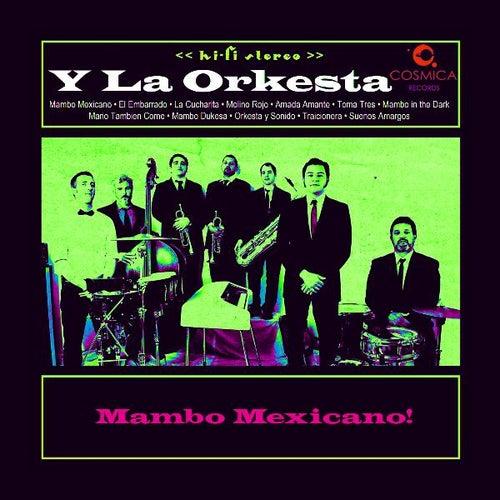 Mambo Mexicano by Sergio Mendoza