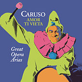 Great Opera Arias by Enrico Caruso