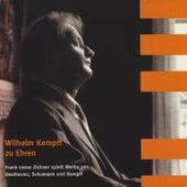Wilhelm Kempff zu Ehren by Frank-Immo Zichner