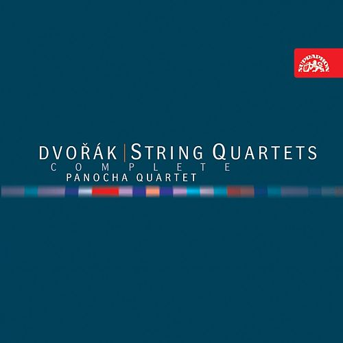 Dvořák: Complete Chamber Works by Panocha Quartet
