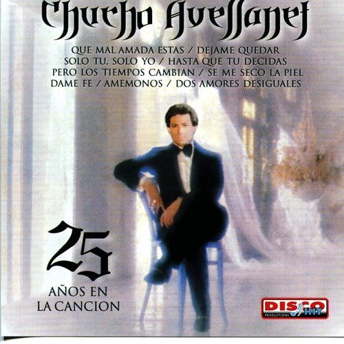 25 Años en la Canción von Chucho Avellanet