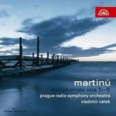 Martinu : Symfonies Nos 1-6 by Prague Radio Symphony Orchestra