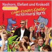 Nashorn, Elefant und Krokodil Playback by Reinhard Horn