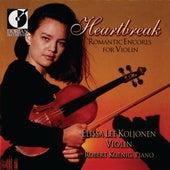 Violin Recital: Koljonen, Elissa Lee - Chopin, F. / Elgar, E. / Rachmaninov, S. / Kreisler, F. / Liszt, F. (Heartbreak - Romantic Encores for Violin) by Elissa Lee Koljonen