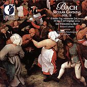 Bach, J.S.: Secular Cantatas, Vol. 2 - Bwv 204, 210 by Dorothea Roschmann