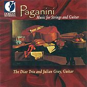 Paganini, N.: Music for String and Guitar von Various Artists