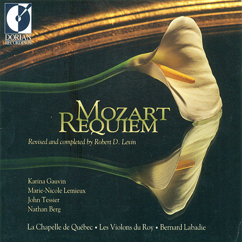 Mozart, W.A.: Requiem in D minor, K. 626 by Karina Gauvin