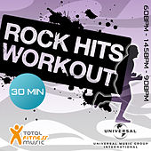Rock Hits Workout 60 - 145 - 90bpm Ideal For Cardio Machines, Circuit Training, Jogging, Gym Cycle & General Fitness von Various Artists