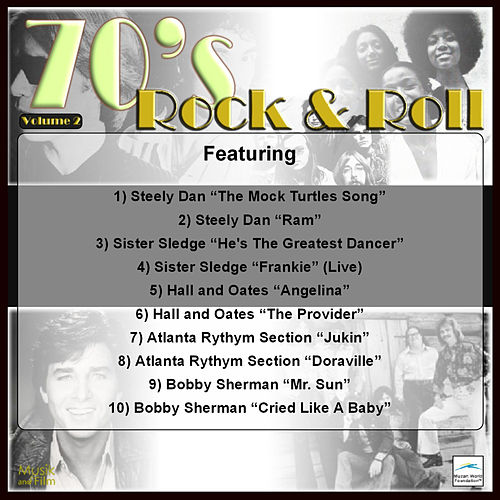 70's Rock and Roll, Vol. 2 by Various Artists