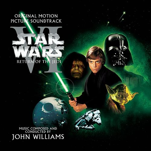 Star Wars Episode Vi: Return Of The Jedi by John Williams