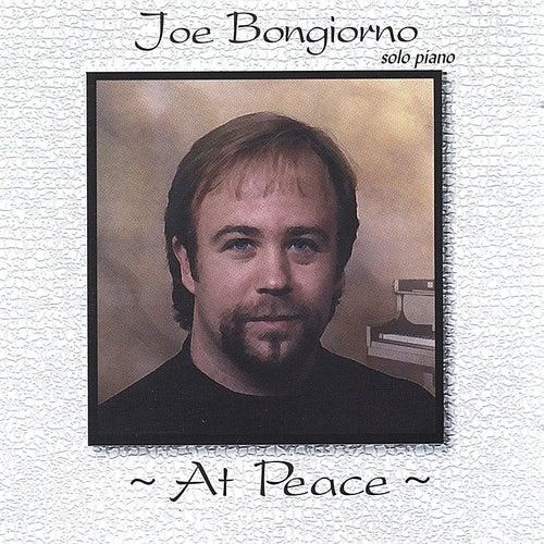 At Peace - solo piano by Joe Bongiorno