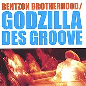 Godzilla des Groove - 2CD by Bentzon Brotherhood