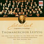 Bach: Thomanerchor Leipzig (Legendary recordings) by Various Artists