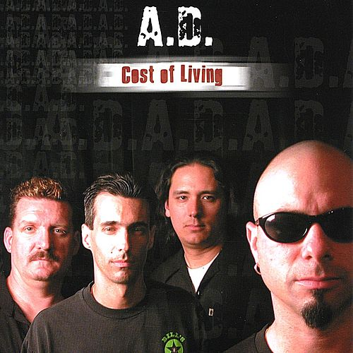 Cost of Living by A.D.