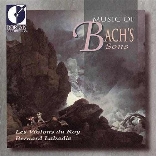 Bach, C.P.E.: Sinfonia, Wq. 179 / Bach, J.S.: Suite (Overture) No. 5 / Bach, J.C.F.: Sinfonia, W. 1/3 by Les Violons du Roy