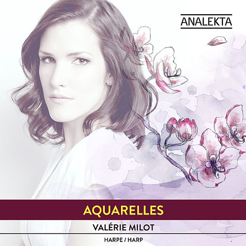 Aquarelles / Watercolours by Valérie Milot