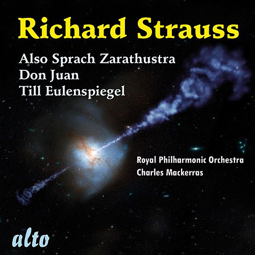 Richard Strauss Tone Poems: Also Sprach Zarathustra; Don Juan; Till Eulenspiegel by Royal Philharmonic Orchestra