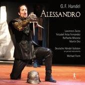 Handel: Alessandro by Lawrence Zazzo