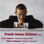 Schubert Wanderer-Fantasie D 760 Schumann Fantasie C-Dur op.17 by Frank-Immo Zichner