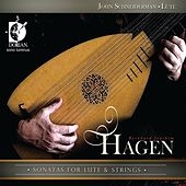 Hagen, B.J.: Lute Sonatas by John Schneiderman