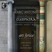 Hasse: Antonio e Cleopatra by Jamie Barton