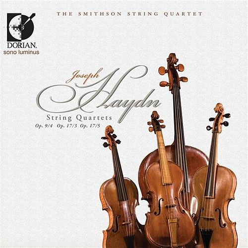 Haydn, F.J.: String Quartets - Nos. 11, 21, 22  (Smithsonian String Quartet) by The Smithsonian String Quartet