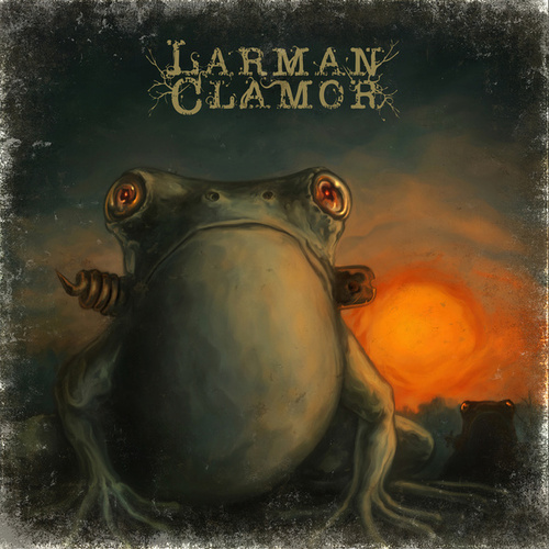 Frogs by Larman Clamor