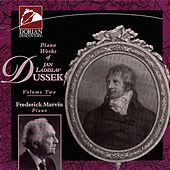 Dussek, J.L.: Piano Music, Vol. 2 by Frederick Marvin