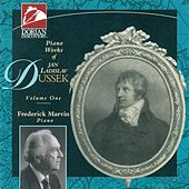 Piano Works of Jan Ladislav Dussek, Vol. 1 by Frederick Marvin