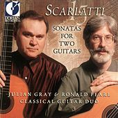 Scarlatti, D.: Keyboard Sonatas (Arr. for 2 Guitars) von Julian Gray