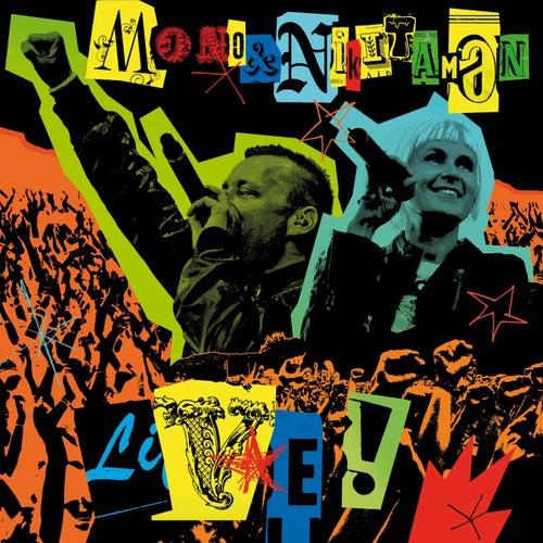 Live! by Mono & Nikitaman