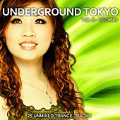 Underground Tokyo Vol. 6 - Techno - EP by Various Artists