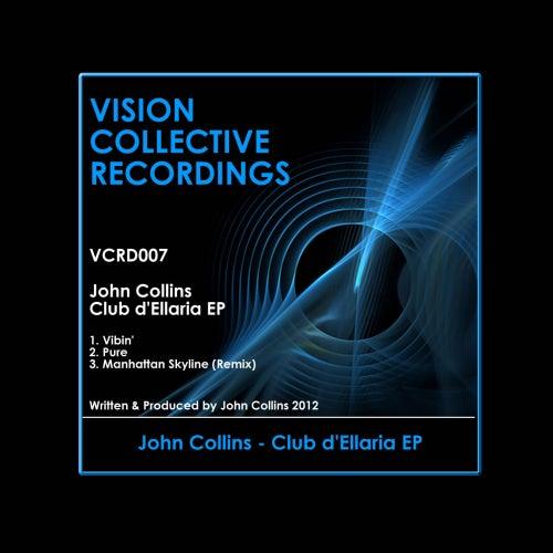 Club d'Ellaria - Single by John Collins
