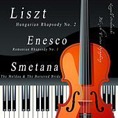Liszt: Hungarian Rhapsody No. 2, Enesco: Romanian Rhapsody No. 1, Smetana: The Moldau & The Bartered Bride: Overture by Leopold Stokowski