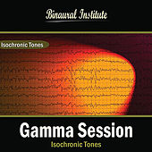 Gamma Session: Isochronic Tones by Binaural Institute
