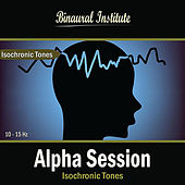 Alpha Session: Isochronic Tones by Binaural Institute