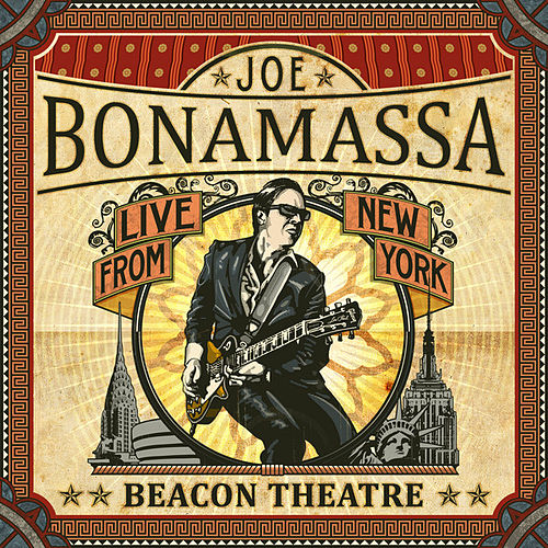 Beacon Theatre - Live from New York by Joe Bonamassa