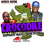 Crocodile - Single by Elephant Man