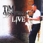 Tim Cunningham Live by Tim Cunningham