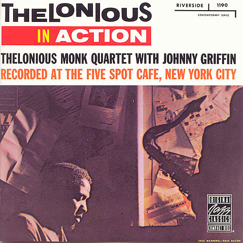 Thelonious In Action by Thelonious Monk