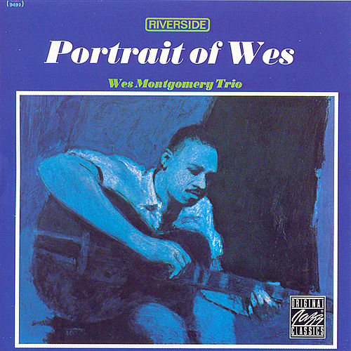 Portrait of Wes by Wes Montgomery