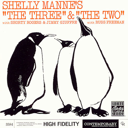 'The Three' and 'The Two' by Shelly Manne